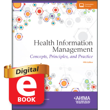 My ahima health information management concepts principles and practice fifth edition fandeluxe Gallery