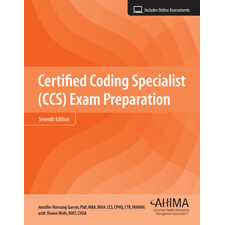My ahima ccs exam preparation seventh edition fandeluxe Images
