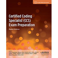 My ahima ccs exam preparation eighth edition fandeluxe Image collections